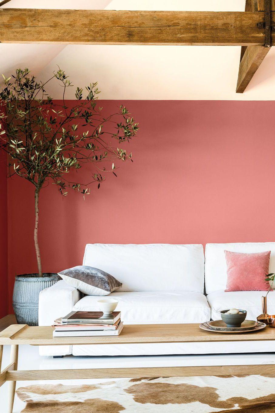 Peinture maison 20 couleurs tendance pour peindre son salon - Couleur de peinture pour maison ...