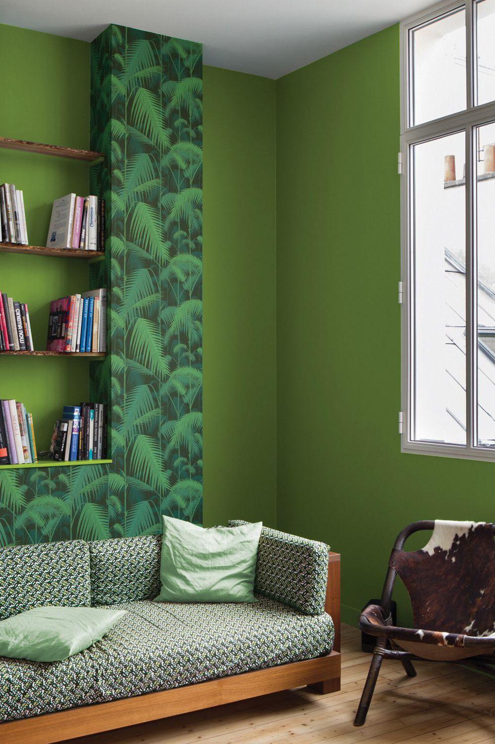 20 couleurs tendance pour peindre son salon